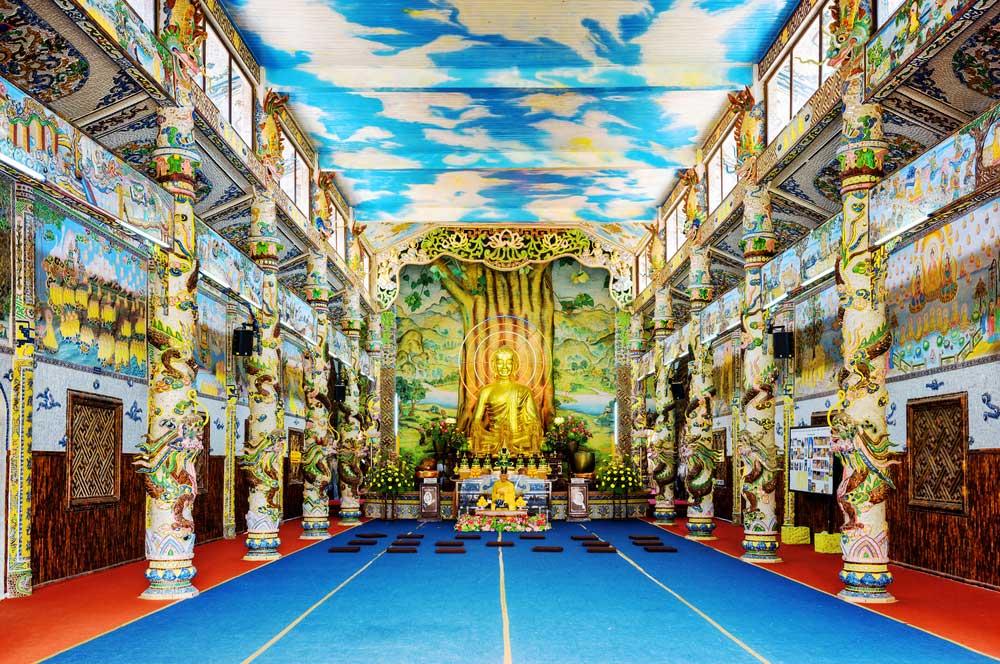 travelibro Vietnam Da Lat Hanoi Ho Chi Minh City Hoi An Hue Mui Ne Nha Trang Sa Pa Explore Vietnam Linh Phuoc Pagoda