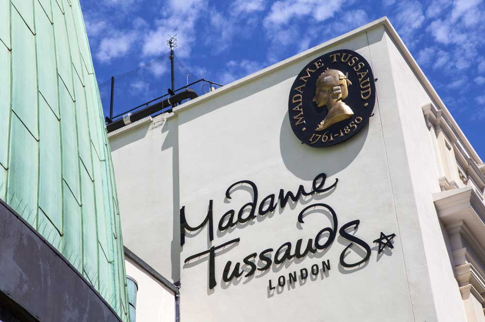 travelibro United Kingdom Bath Cumbria Durham Edinburgh London St Ives Windsor UK Honeymoon Madame Tussauds Wax Museum