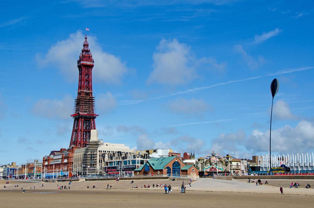 travelibro United Kingdom Blackpool Cumbria Edinburgh Glasgow London Torquay UK Family Blackpool Tower