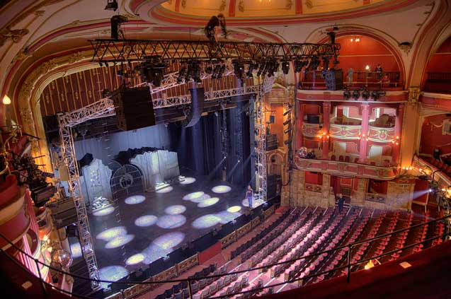 travelibro United Kingdom Bath Bristol Edinburgh Glasgow Great Milton London UK Luxury Bristol Hippodrome
