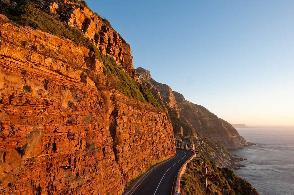 travelibro South Africa Cape Town The Cape Town Experience Chapmans Peak Drive