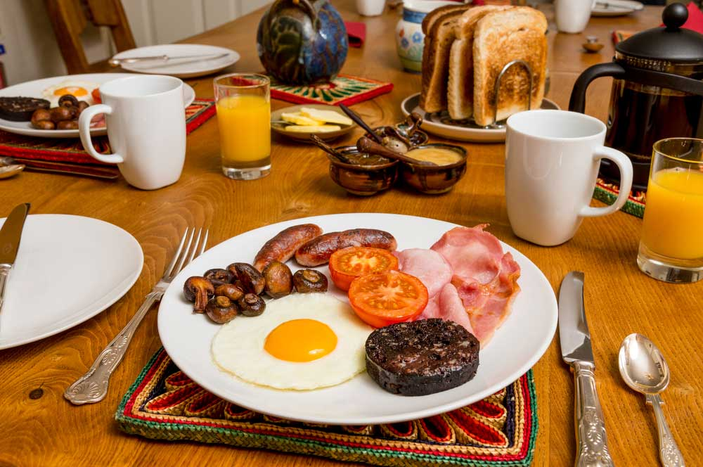 travelibro United Kingdom Edinburgh Explore Edinburgh Scottish Breakfast