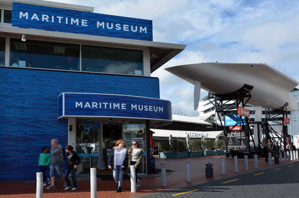 travelibro New Zealand Auckland Rotorua Taupo North New Zealand New Zealand Maritime Museum