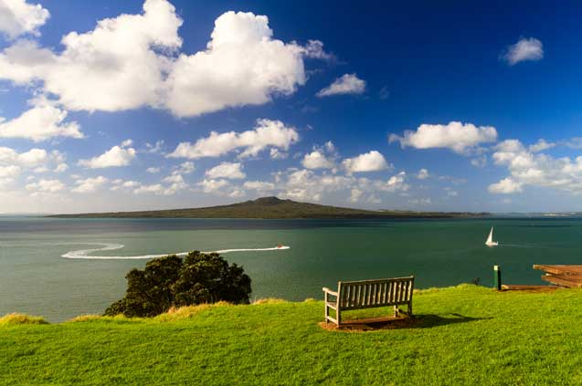 travelibro New Zealand Auckland Rotorua Taupo North New Zealand Rangitoto Island