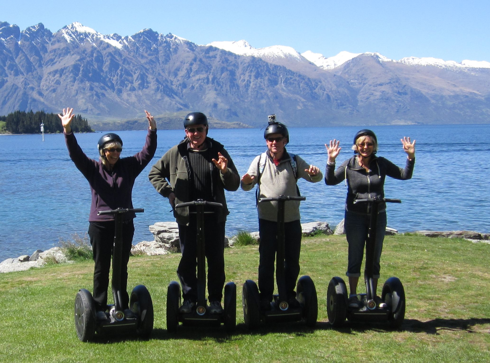 travelibro New Zealand Auckland Christchurch Franz Josef Queenstown Rotorua Wellington New Zealand Budget Segway on Q