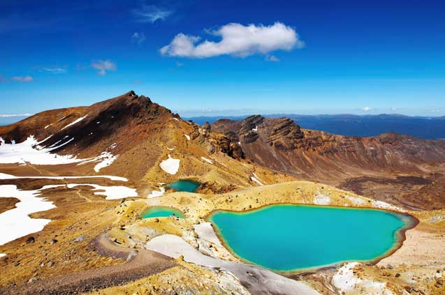 12. tongariro national park