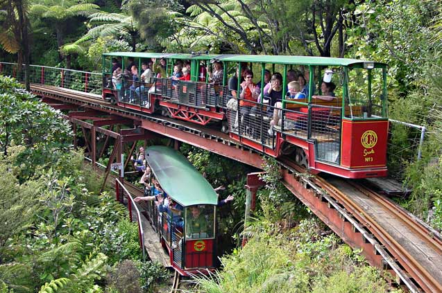 travelibro New Zealand Auckland Christchurch Franz Josef Queenstown Taupo Wanaka Wellington Whitianga New Zealand Family Driving Creek Railway & Potteries Tour