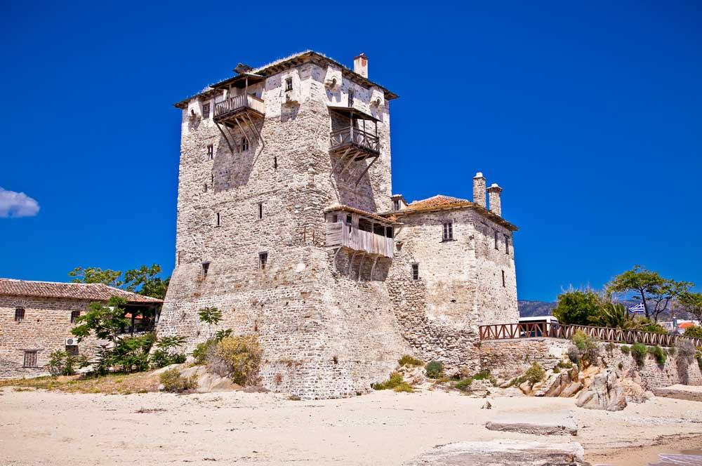 travelibro Greece Athens Corfu Crete Halkidiki Santorini Thessaloniki Greece Family Village of Ouranoupolis