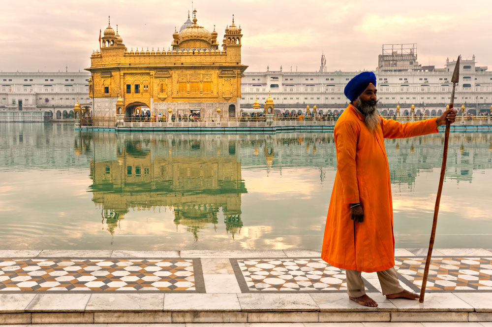 7. golden temple luciano mortula  shutterstock