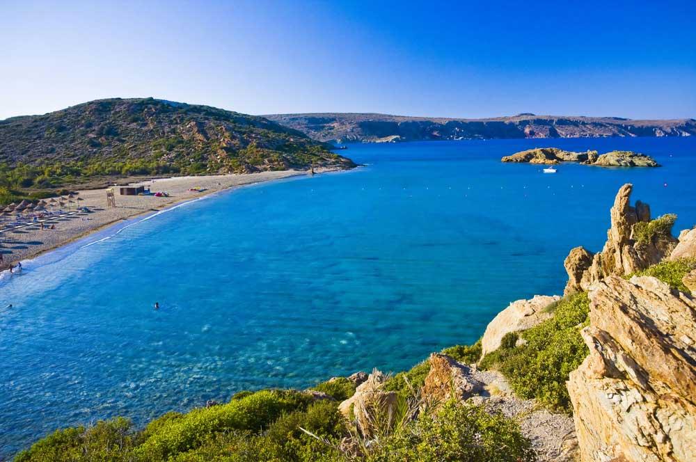 travelibro Greece Athens Corfu Crete Halkidiki Santorini Thessaloniki Greece Family Vai Beach