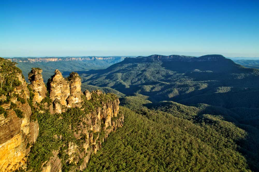 travelibro Australia Blue Mountains Cairns Daylesford Gold Coast Hamilton Island Melbourne Perth Pokolbin Sydney Yallingup Australia Honeymoon Trip to the Blue Mountains
