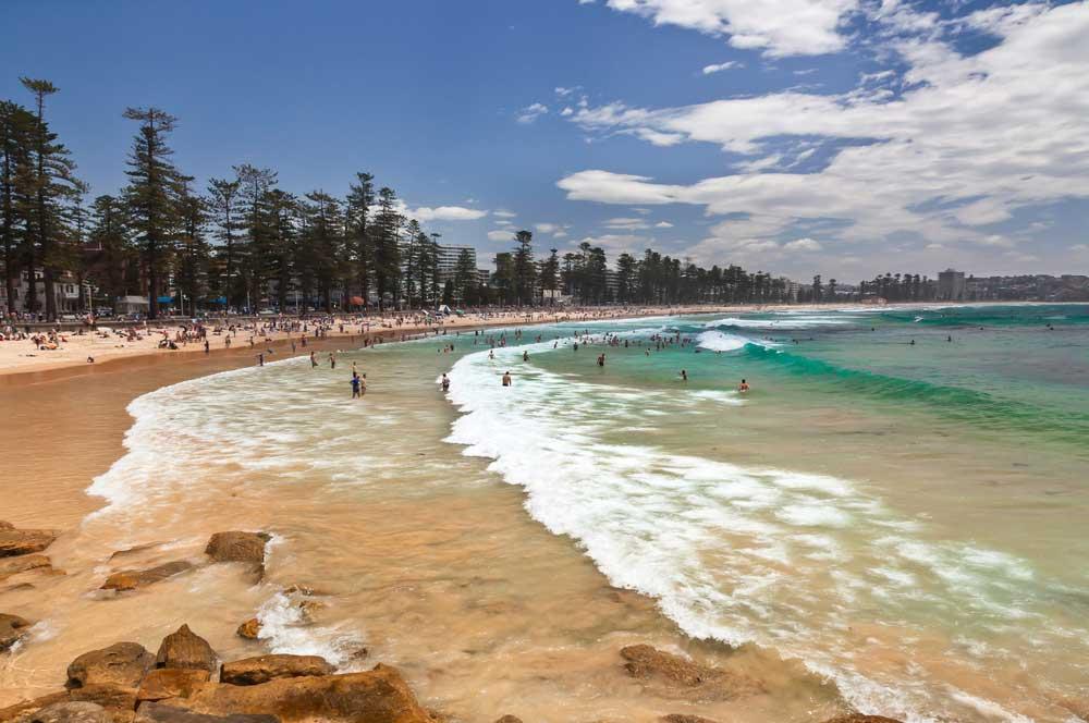 travelibro Australia Sydney Spectacular Sydney Manly Beach