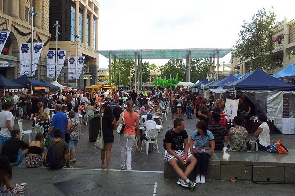 travelibro Australia Adelaide Brisbane Broome Darwin Gold Coast Melbourne Perth Sydney Whitsundays Australia Backpacking Perth City Market