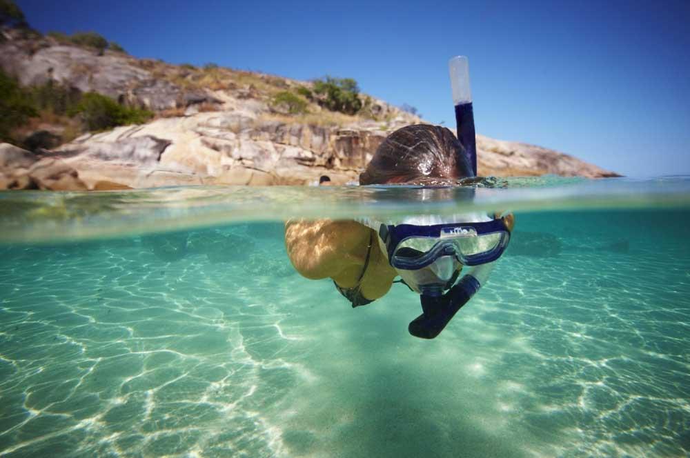 travelibro Australia Hamilton Island Lizard Island Hamilton Island & Lizard Island Snorkelling / Scuba Diving