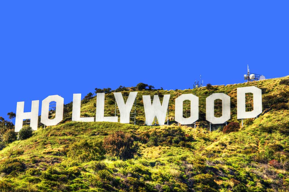 Hollywood sign bannosuke  shutterstock