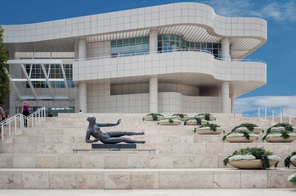 5.j. paul getty museum  la roka via shutterstock