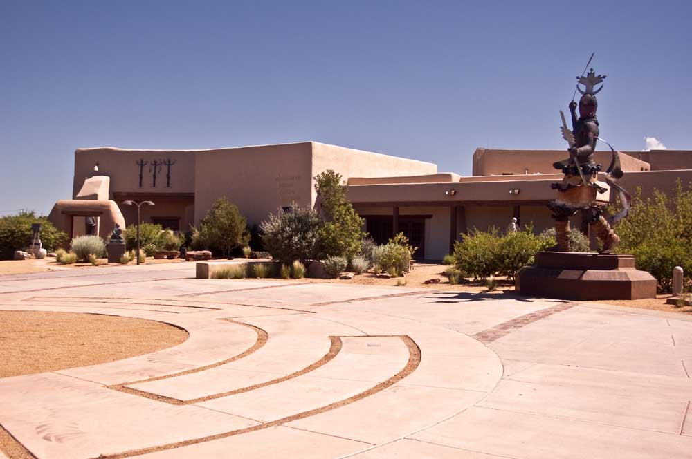 16.museum of indian arts and culture santa fe jim feliciano  shutterstock