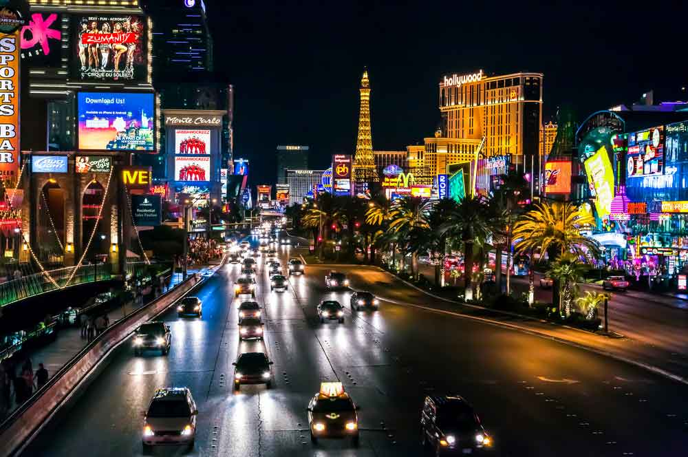 travelibro United States of America Austin Buffalo Chicago Las Vegas Los Angeles New Orleans New York San Francisco USA Budget Las Vegas Strip