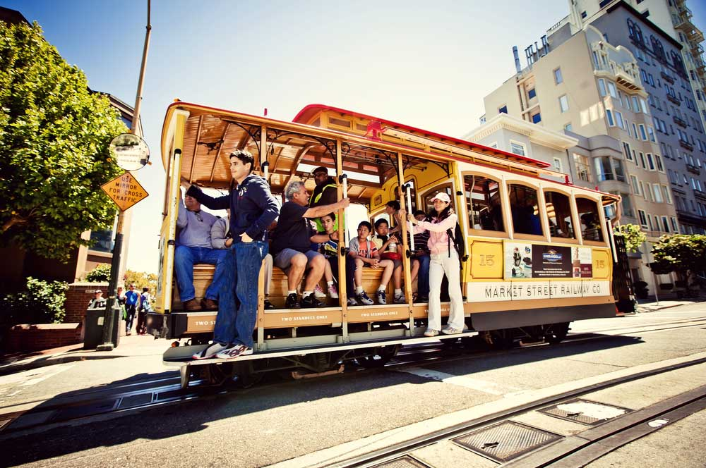 Cable car ride andrey bayda  shutterstock