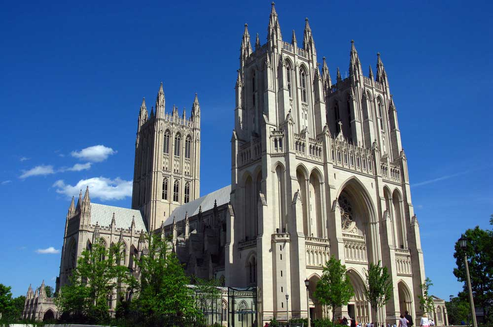 National cathedral bossi via flickr