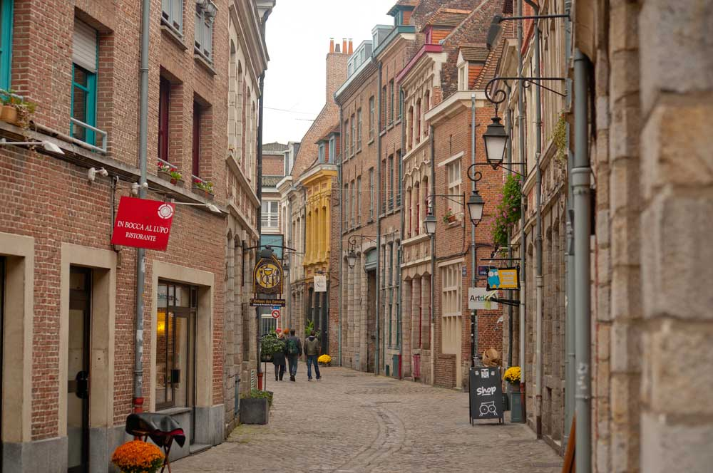 travelibro France Avignon Bordeaux Lille Lyon Marseille Nice Paris Strasbourg Toulouse France Backpacking Vieux Lille (Old Town)