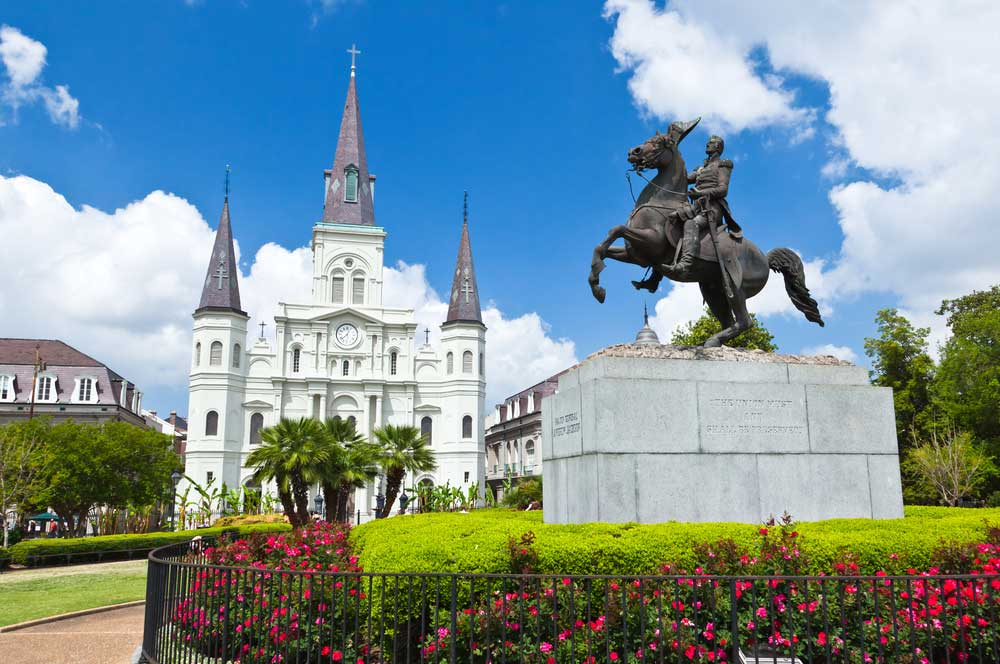 travelibro United States of America Austin Buffalo Chicago Las Vegas Los Angeles New Orleans New York San Francisco USA Budget St. Louis Cathedral