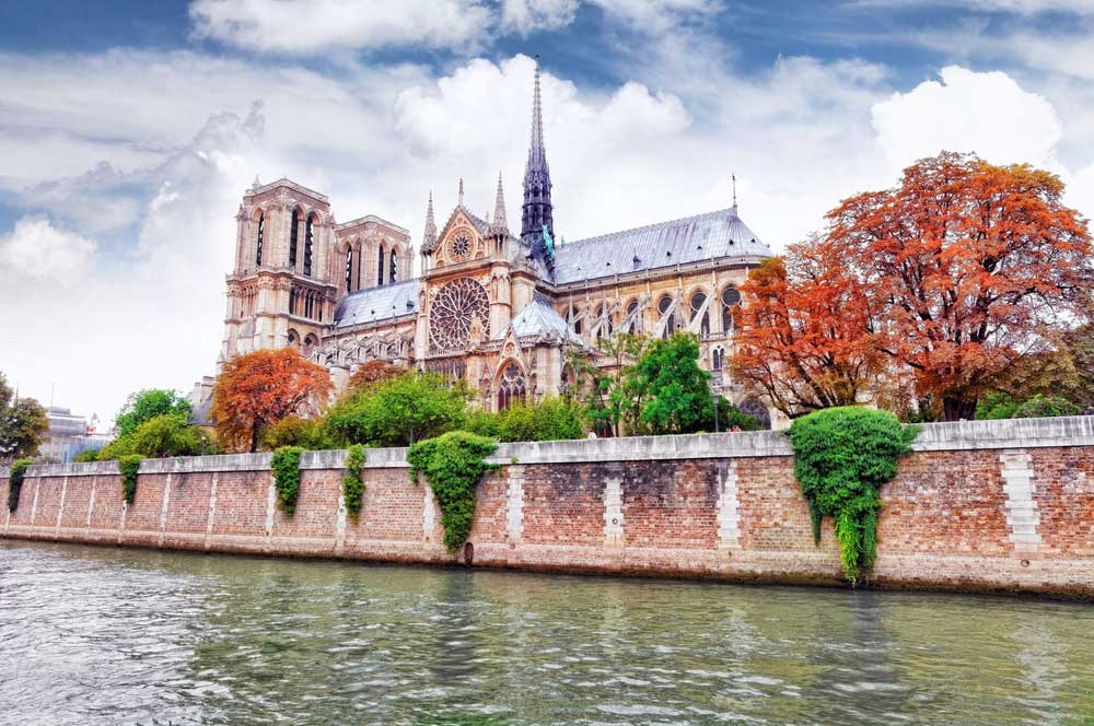 travelibro France Avignon Bordeaux Lille Lyon Marseille Nice Paris Strasbourg Toulouse France Backpacking Notre-Dame Cathedral