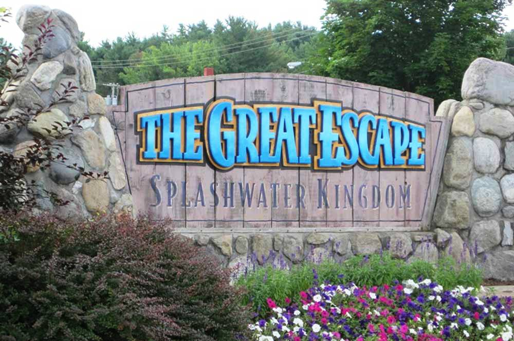 Great escape fun park and splashwater kingdom www.themeparkreview