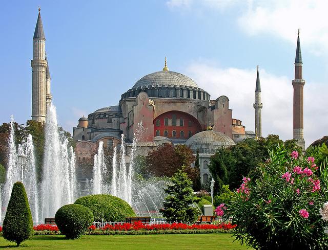Hagia sophia istanbul dennis jarvis flickr