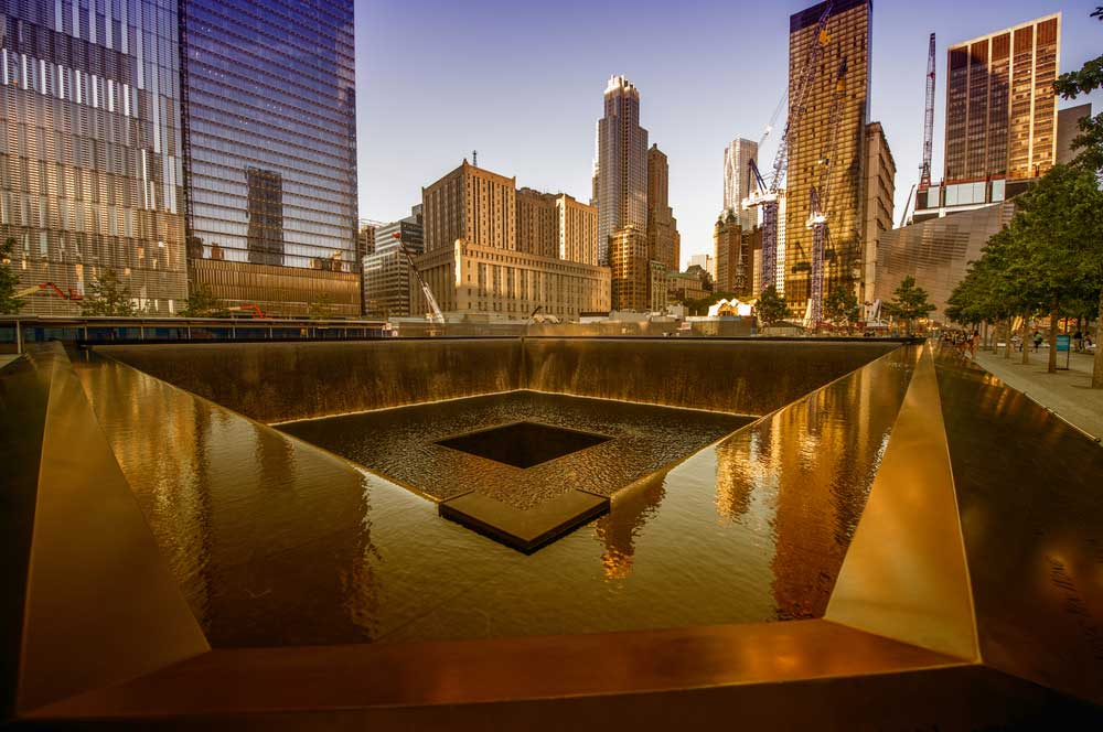 travelibro United States of America Austin Buffalo Chicago Las Vegas Los Angeles New Orleans New York San Francisco USA Budget 9/11 Memorial Plaza & Museum
