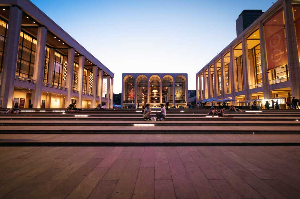 Lincoln center allen.g  shutterstock