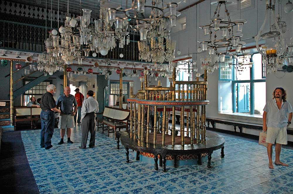 travelibro India Agra Bangalore Delhi Goa Hampi Jaipur Kochi Mumbai India Budget Paradesi Synagogue in Jew Town