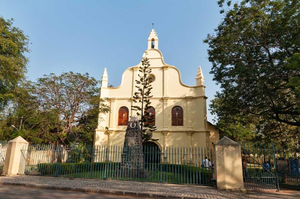 travelibro India Agra Bangalore Delhi Goa Hampi Jaipur Kochi Mumbai India Budget  St. Francis Church in Fort Kochi