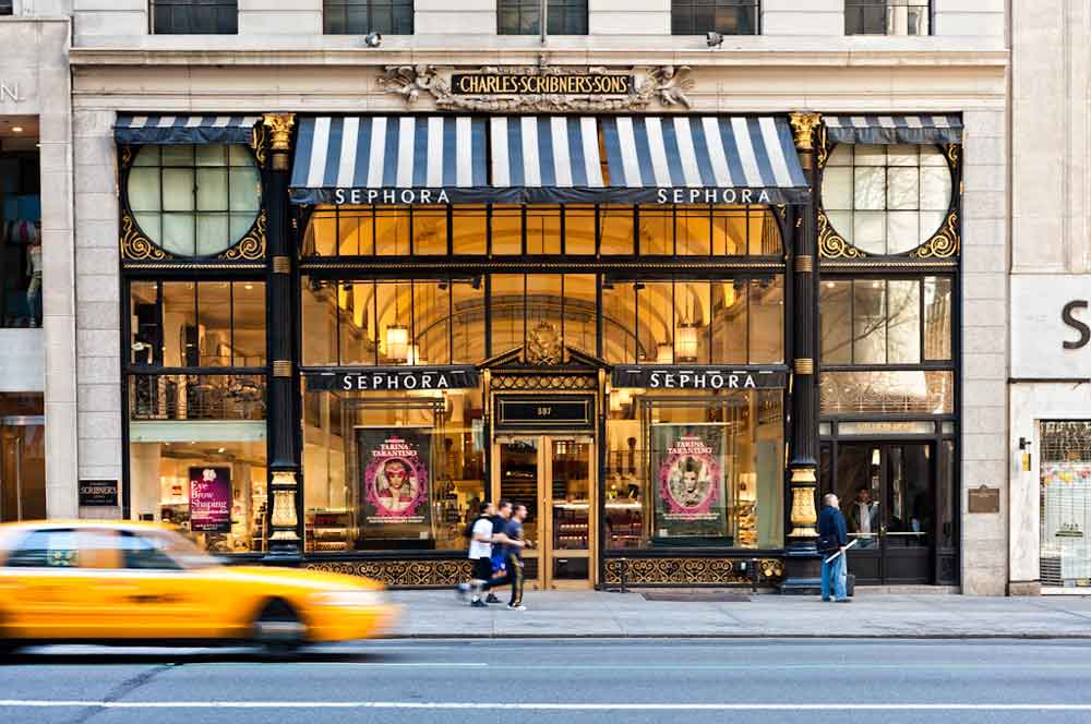 Shopping 5th avenue newyork eric w%c3%bcstenhagen via flikr