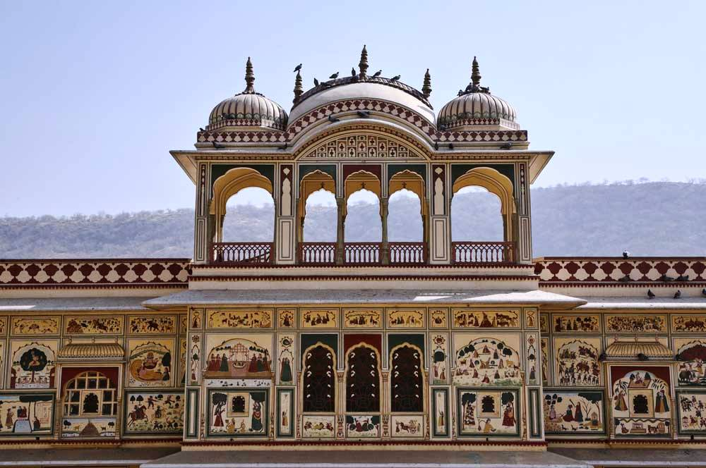 travelibro India Agra Bangalore Delhi Goa Hampi Jaipur Kochi Mumbai India Budget Sisodia Rani ka Bhagh