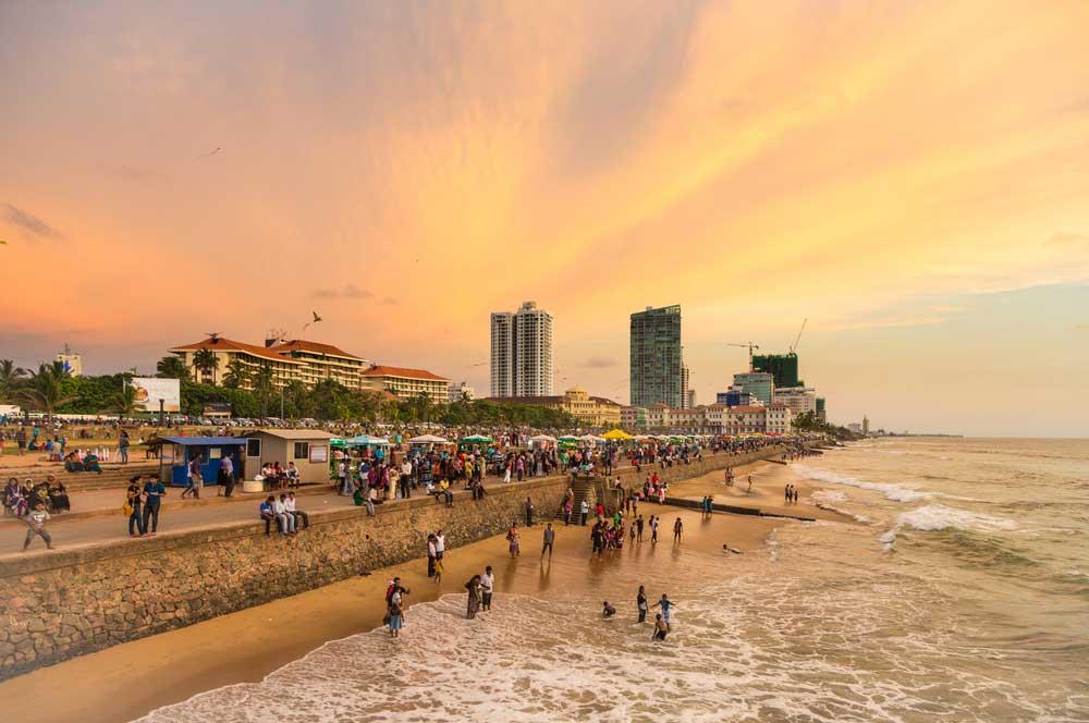 travelibro Sri Lanka Bentota Colombo Kandy Negombo Nuwara Eliya Sri Lanka Backpacking Colombo Seaview