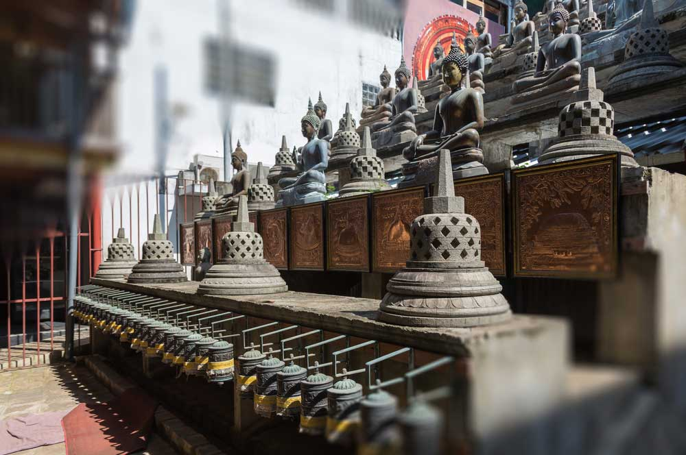 travelibro Sri Lanka Bentota Colombo Kandy Nuwara Eliya Sri Lanka Budget Gangaramaya Vihara Temple