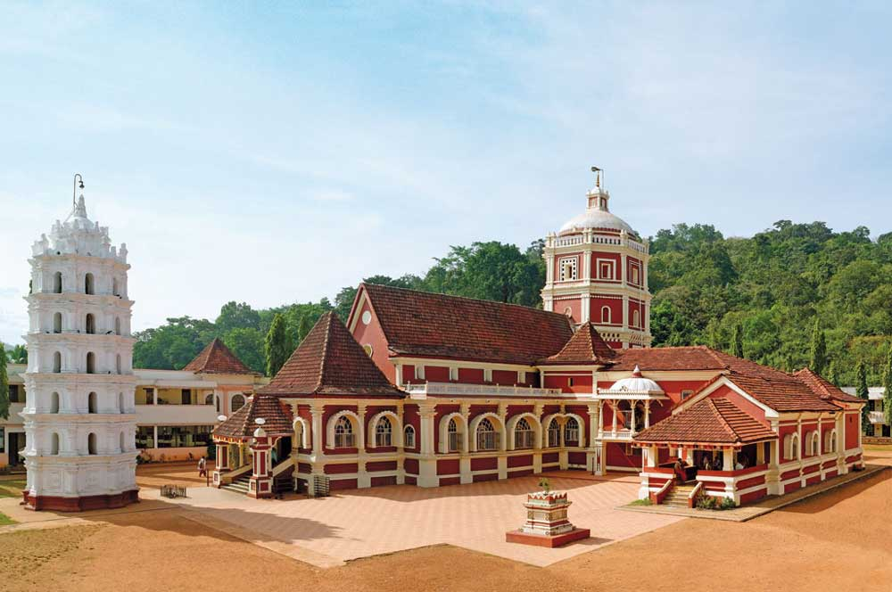 travelibro India Agra Bangalore Delhi Goa Hampi Jaipur Kochi Mumbai India Budget Shantadurga Temple