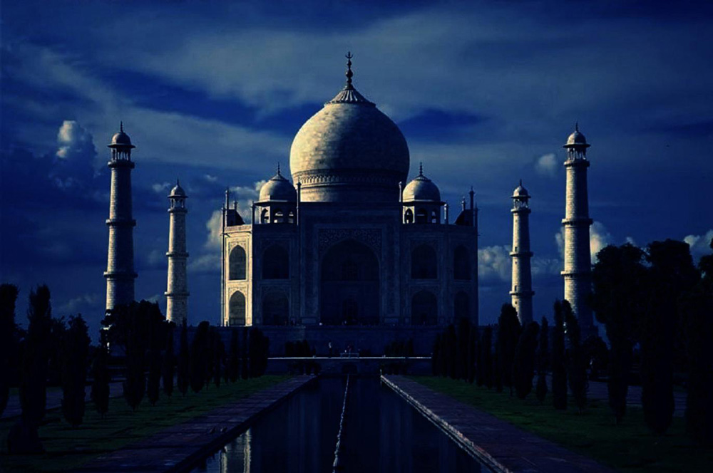 travelibro India Agra Delhi Delhi & Agra Taj Mahal on a Full Moon Night