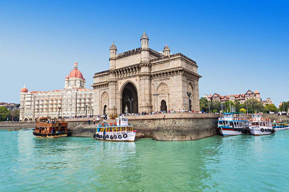 Gateway of india bom saiko3p shutterstock
