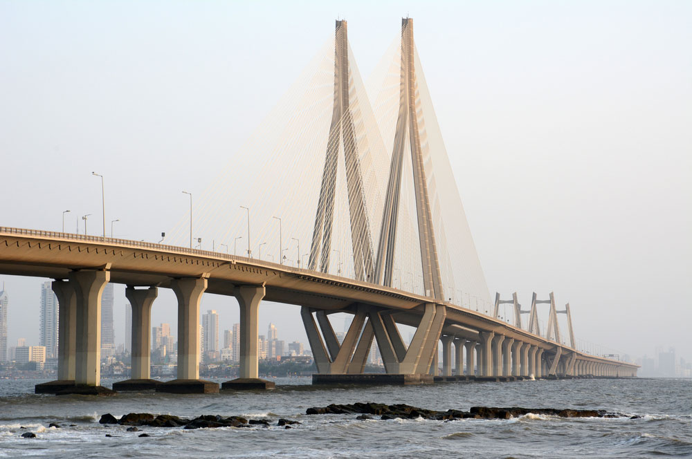 travelibro India Mumbai Aamchi Mumbai Bandra Worli Sea Link