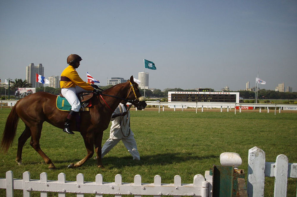 travelibro India Mumbai Honeymoon Mumbai Mahalaxmi Race Course