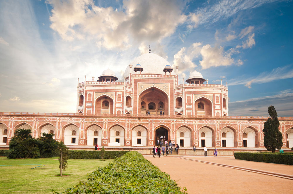 travelibro India Delhi Goa Jaipur Kochi Mumbai Shimla Udaipur India Luxury Humayun's Tomb