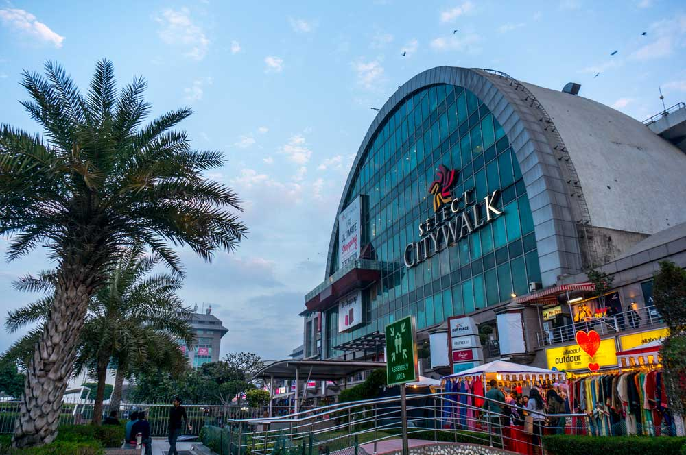 Select citywalk mall amlan mathur  shutterstock