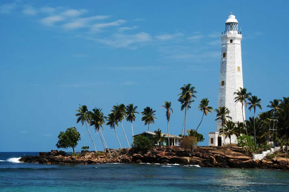 travelibro Sri Lanka Bentota Colombo Kandy Negombo Nuwara Eliya Sri Lanka Backpacking Beruwala Lighthouse