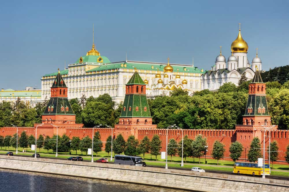 travelibro Russia Moscow St. Petersburg Russia Luxury The Moscow Kremlin