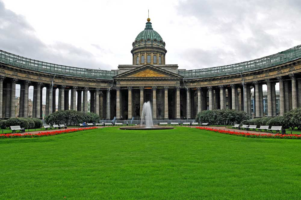 travelibro Russia Moscow St. Petersburg Russia Luxury Kazan Cathedral