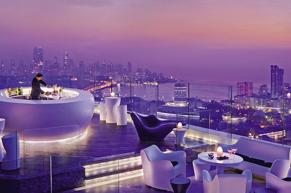 travelibro India Mumbai Honeymoon Mumbai Rooftop Bars & Restaurants