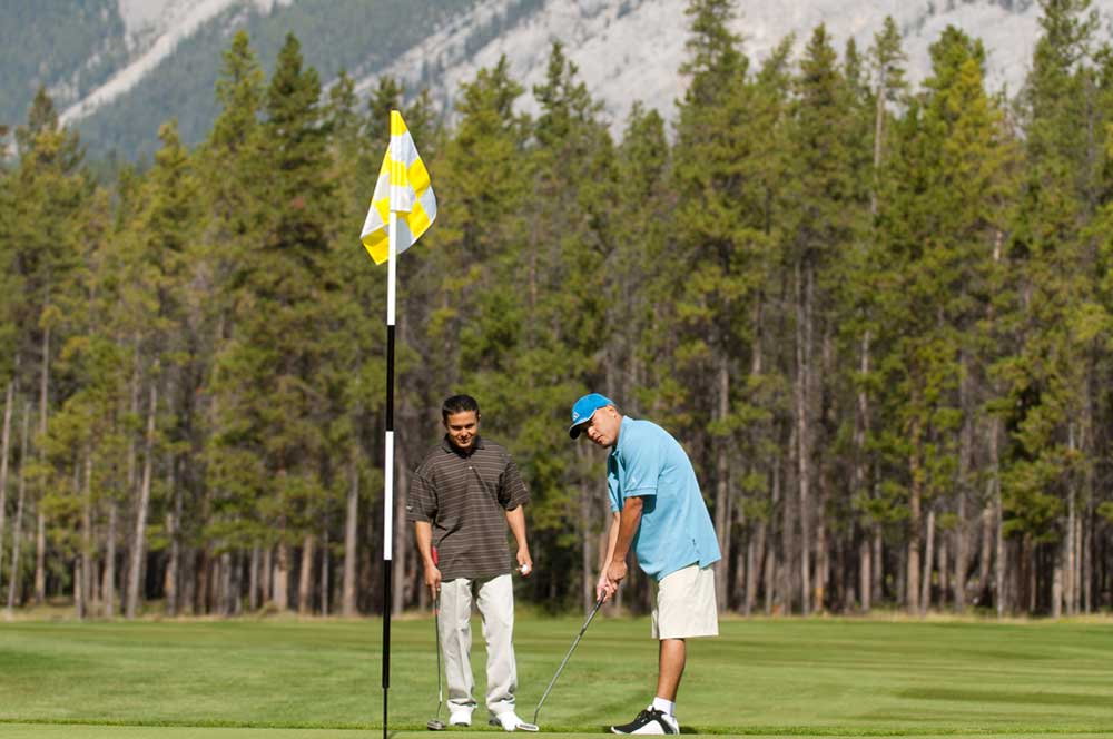 24.banff golf springs