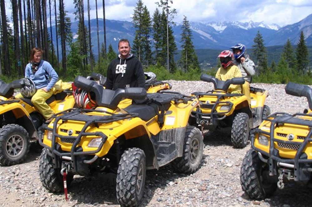 travelibro Canada Jasper Lake Louise Montreal Tofino Toronto Vancouver Whistler Canada Adventure ATV Tours